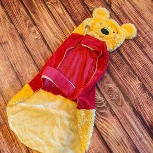Winnie the Pooh dog costume sz XL